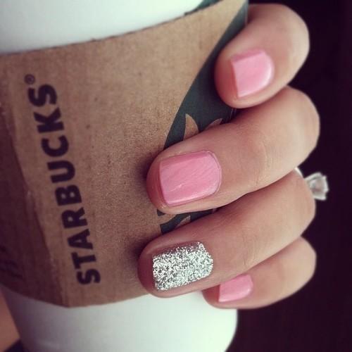 shellac nails rockstar